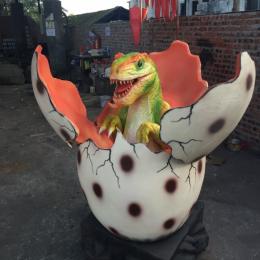 自貢大型仿真恐龍模型制作工廠