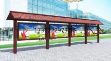 山东宣传栏镀锌板广告栏文化长廊制作
