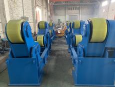 10吨20吨焊接滚轮架 焊接滚轮支撑架