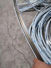 不銹鋼圓弧U形L形裝飾包邊線條收邊條拉彎成
