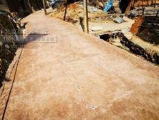 原生泰ST土壤固化剂夯土路面不怕水强度高