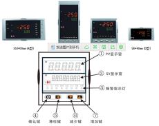 NHR-5610熱量顯示儀/熱量積算儀/熱量控制儀