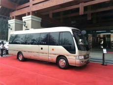 考斯特別克商務上海周邊游包車展會慶典活動