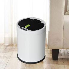 廠家直銷酒店客廳家用智能垃圾桶全自動感應
