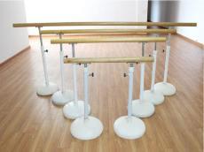 標準舞蹈室不銹鋼把桿廠家規格介紹