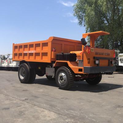 汉中可承载6吨沙土的地下四轮自卸车