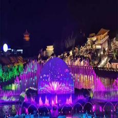 夜游項目集合文旅燈光策劃都有哪些類型