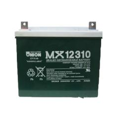 韩国友联蓄电池MX12400 12V40AH备用电源