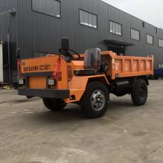 大兴安岭四驱模式可切换磷矿运输出渣车