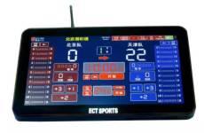 体育篮球计时记分系统裁判器