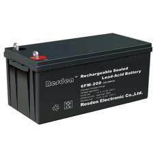 Resden蓄电池6FM-7阀控式12V7AH出厂价格
