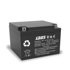雷迪司蓄電池MF12-24閥控式鉛酸12V24AH