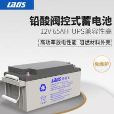 雷迪司蓄電池MF12-65閥控式鉛酸12V65AH批發