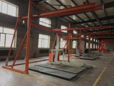报废汽车拆解现代化生产输送线-工位吊具