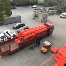 高强度聚乙烯拦污排挂网浮球厂家直发