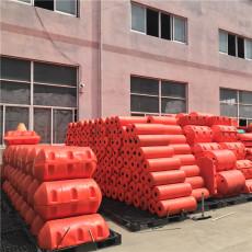 大距离管式拦污排高强度塑料浮筒特点