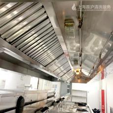 上海企业单位美食城食堂油烟管道清洗