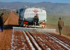原生泰ST硬化場地及修筑路面專用土壤固化劑