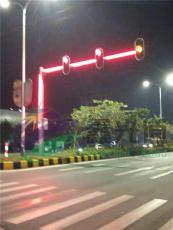 LED 条形灯杆信号灯 杆件发光灯带辅助信号