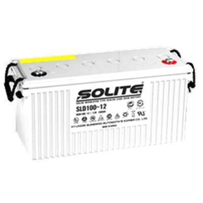 SOLITE阀控式蓄电池SLD700-2 2V700AH资料