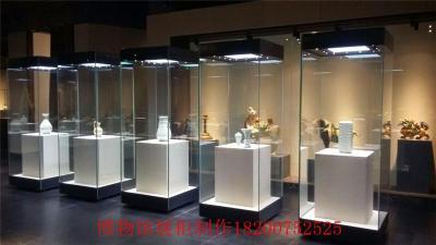 深圳智能博物館展柜工廠 展柜圖紙設計公司