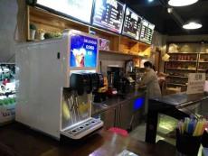 餐廳飲料機三口四口可樂機批發