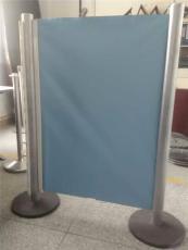 可移动组装式宽布屏风伸缩围栏最宽可做2米