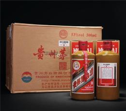 梅州回收抗战胜利茅台酒-酒瓶价格查询