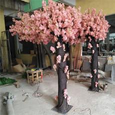 西安仿真樹室內大型仿真樹專業定做仿真樹