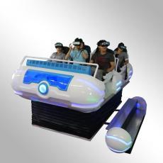 科技馆标配设备VR娱乐场多人体验馆 互动VR