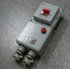 開關控制箱-BDZ52-100A/380V防爆斷路器