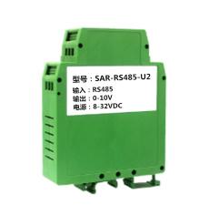 数字信号rs232转0-10v转换器/变送器