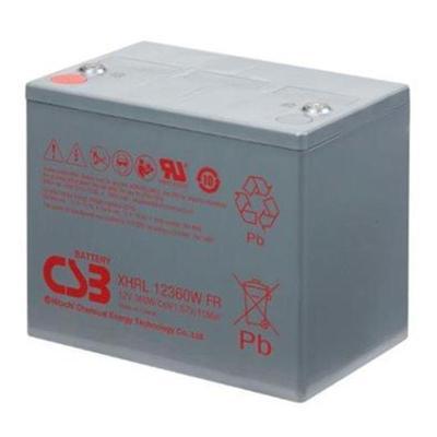 CSB蓄电池XHRL12410WG 12V410W通讯系统
