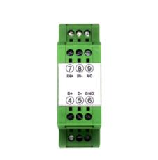 0-10V转0-100mA/0-500mA信号隔离器