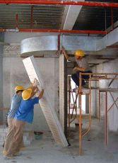 新型轻质复合隔墙板 建筑墙体隔断墙 高品质