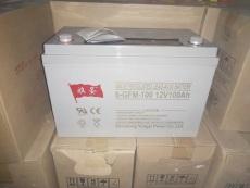 旗圣鉛酸免維護蓄電池產品技術參數