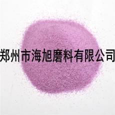 生产磨头砂轮用铬刚玉粉红色刚玉24目46目80