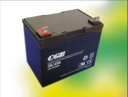 CGB蓄电池CBL12330 12V33AH参数供应