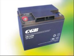 CGB蓄电池CBL12350 12V35AH授权供应
