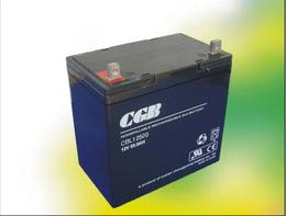 CGB蓄电池CBL12550 12V55AH输变电站
