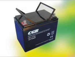 CGB蓄电池CBL12750 12V75AH正品保证