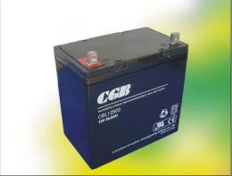 CGB蓄电池CBL121200 12V120AH直流通信