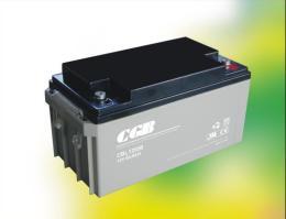 CGB蓄电池CBL121500 12V150AH主电源用