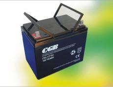 CGB蓄电池CBL122300 12V230AH后备电源