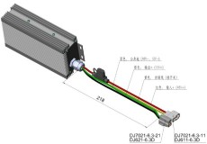 DC-DC轉換器非隔離10A直流轉換器60-12V電壓