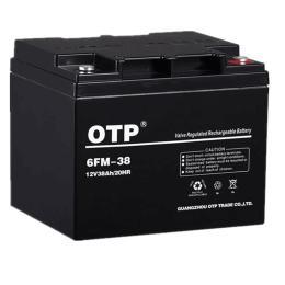 OTP免维护铅酸蓄电池6FM-7 12V7AH/20HR参数