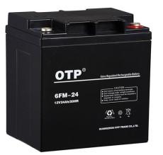 OTP免维护铅酸蓄电池6FM-17 12V17AH/20HR