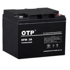 OTP免维护铅酸蓄电池6FM-38 12V38AH/20HR
