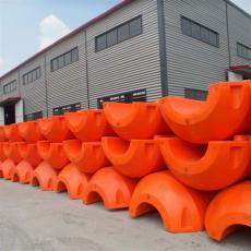 8寸管道塑料浮體10寸耐磨抽砂管浮桶尺寸