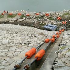 中密度抽沙管浮體海上管道浮筒材質